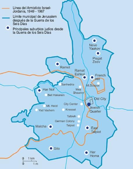 jerusalem-mapa